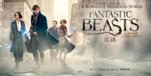 Jake's Take at the Movies: Fantastic Beasts & Where to Find Them