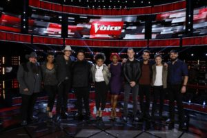 """The Voice: Season 11"" Top 10 sing for your votes!"