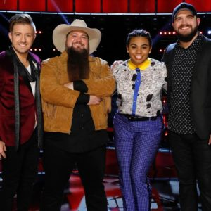 """The Voice: Season 11"" Final Four face-off"