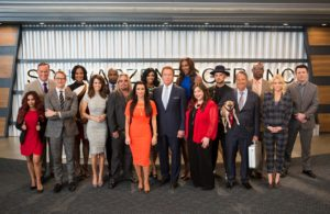 "Schwarzenegger's ""New Celebrity Apprentice"" gets hungry"