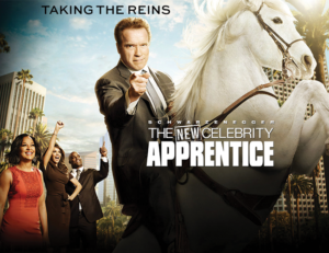 "Schwarzenegger ushers in ""The New Celebrity Apprentice"""