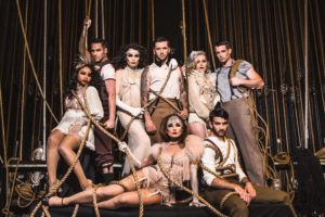 "Travis Wall's Shaping Sound shows what happens ""After the Curtain"""