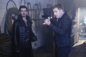 "Charming & Hook's friendship is put to the test on ""Once Upon A Time"""