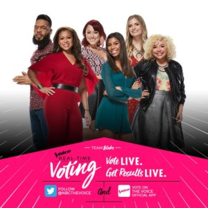 "Team Alicia & Team Blake kick off ""The Voice: Season 12"" Live Playoffs"