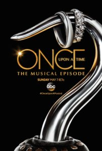 "Captain Swan gets married on ""Once Upon A Musical"""