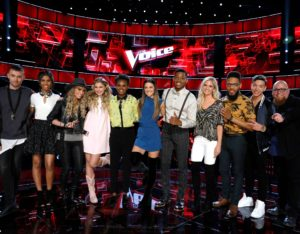"""The Voice: Season 12"" Top 11 perform for America's votes"