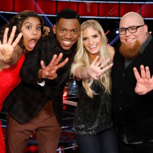 Jake's Take: The Top 12 Performances from The Voice-Season 12